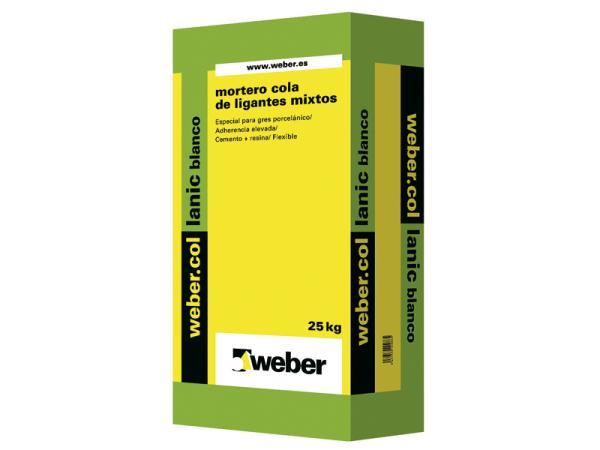 Weber col lanic precio
